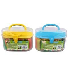 Набор для лепки из теста Color Puppy с формочками 24 цвета 672 гр.