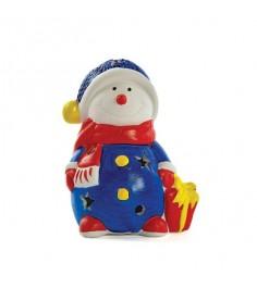 Набор для творчества Color Puppy роспись светильника снеговик 972803