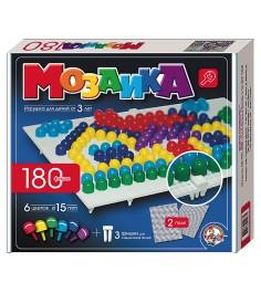 Мозаика Десятое королевство 6 цветов 180 элементов 00967