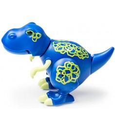 Динозавр Digibirds Troy синий с желтыми когтями 88281-1