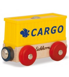 Вагон контейнер Eichorn 8 см 100001357