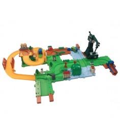 Железная дорога Голубая стрела Товарная 2062