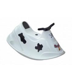 Качели качалки Marian Plast корова 331