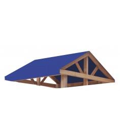 Крыша тент Можга для спортивного городка