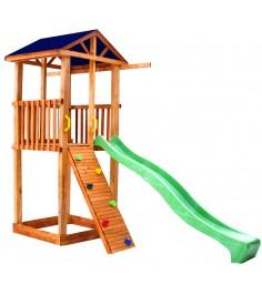 Детская площадка Можга Спортивный городок 4 крыша тент