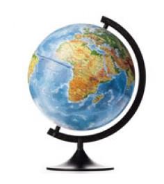 Globen Земли физический 320