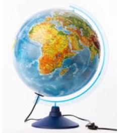 Globen Земли физико-политический 320
