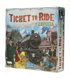 Hobby World Ticket to ride Европа 1032