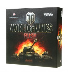 Hobby World World of tanks rush 1123/1341