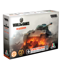 3D Пазл Hobby World world of tanks 1629