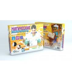 Набор для химических опытов Инновации для детей Магические эксперименты 812
