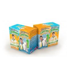 Лизун Инновации для детей светящиеся червяки и лизуны артикул 828