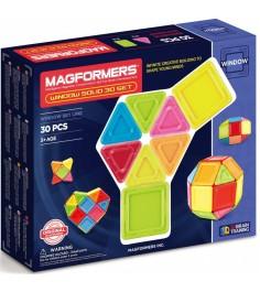 Magformers Window Solid 30 set 714006