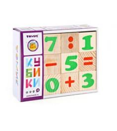 Томик цифры 12 штук 1111-3