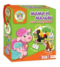 Vladi Toys мама и малыш VT1310-02