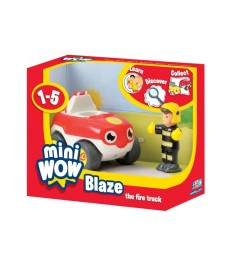 Wow пожарная машинка блейз 10370