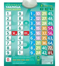 Знаток говорящая таблица умножения PL-03-UM