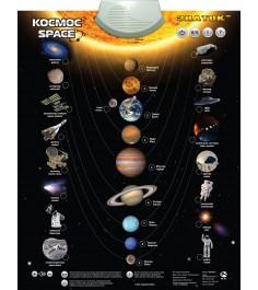 Знаток космос PL-13-SPACE
