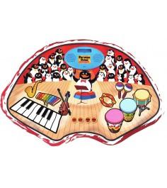 Звуковой коврик Знаток Хор Пингвинов SLW9880