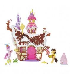 Коллекционный игровой набор Сахарный дворец My Little Pony B3594