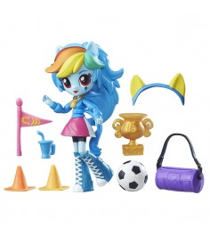 Equestria Girls Мини-кукла с аксессуарами в ассортименте My Little Pony B4909