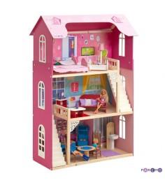 Кукольный домик PAREMO Вдохновение PD315