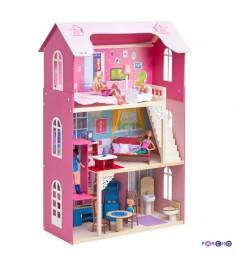 Кукольный домик PAREMO Муза PD315-01