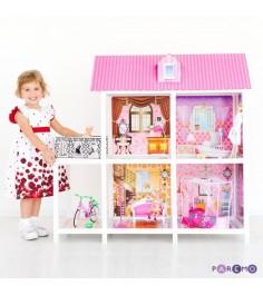 Кукольный домик PAREMO PPCD116-02
