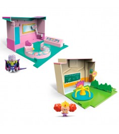 Раскрывающийся игровой набор с фигуркой суперкрошки в ассортименте Powerpuff Girls 22310
