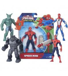 Фигурки Человек паук Марвел c орудием сражения 15 см в ассортименте B5758
