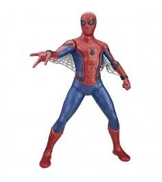 Фигурка Человека паука со световыми и звуковыми эффектами B9691