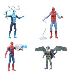 Фигурки Человек паук Паутинный город 15 см B9701