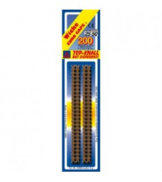 Пистоны Sohni-wicke 25 50 зарядные Strip 200 шт 0286S