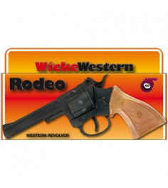 Пистолет с пистонами Sohni-wicke Родео 100 зарядный 198 мм 0323F