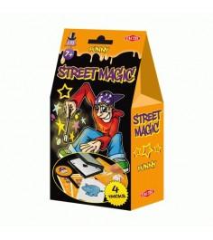 Набор для фокусов Tactic Games Набор фокусов Уличная магия оранжевый 01909N