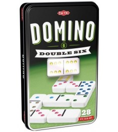 Настольная игра Tactic Games Домино 53913