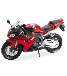Модель мотоцикла Welly Honda CBR1000RR 1:18 12819P