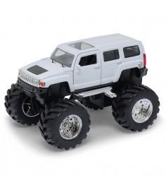 Модель машины Welly Hammer H3 Big Wheel 1:34-39 47001