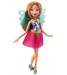 Кукла Winx Club Волшебный питомец Flora IW01221500