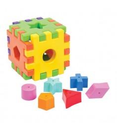 Пластиковый сортер Жирафики Кубик 231263