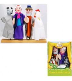 Кукольный театр Жирафики Курочка Ряба 68320