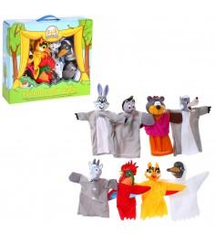 Кукольный театр Жирафики Потешки 68348