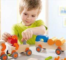 Деревянные развивающие игрушки