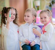 Детские наборы доктора