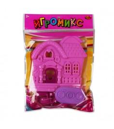 Игровой набор игромикс мебель с домиком ABtoys M6190