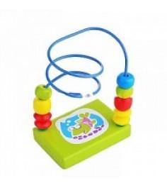 Развивающая игрушка лабиринт рыбка Alatoys ЛБ1003