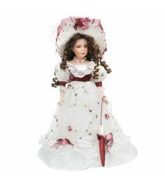 Кукла фарфоровая вероника 18 Amico YF-18524