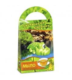 Набор для мыловарения Аромафабрика тропическая свежесть зеленый чай С0206