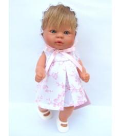 Кукла пупсик с челкой 20 см Asi 113880