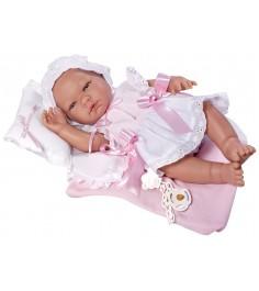 Кукла мария с соской подушкой и одеялом 45 см Asi 363490